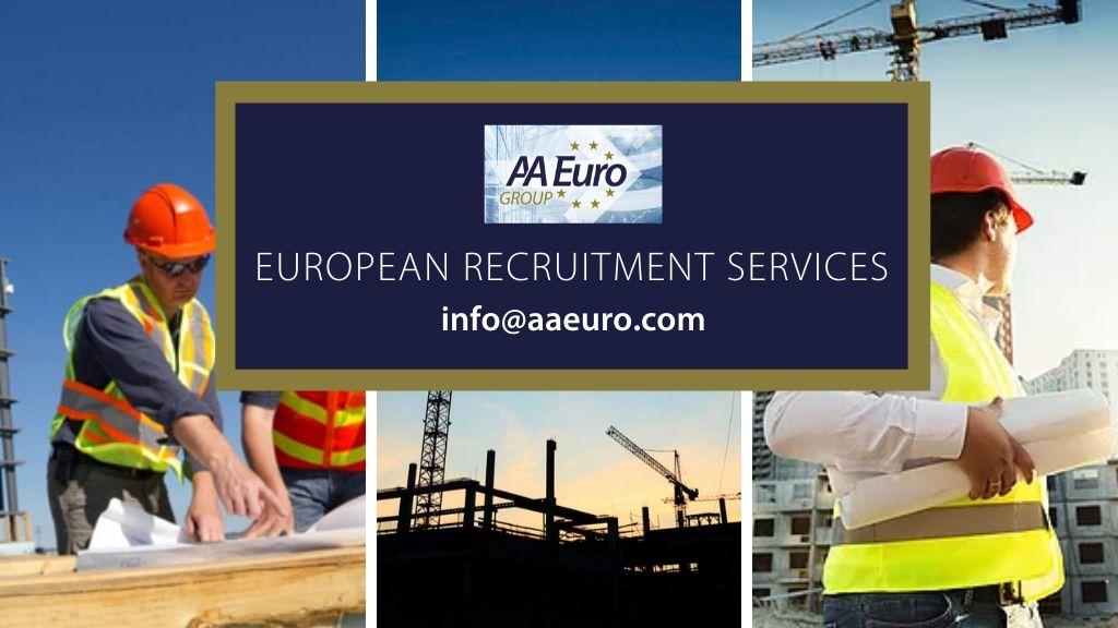 Recruitment, AA Euro European Recruitment Services, AA Euro Group Ltd.