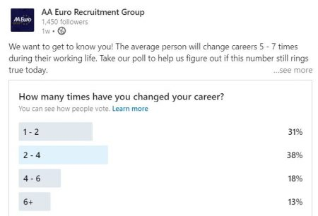Recruitment, AA Monthly Recruitment Round Up for June 2020. What's Coming Up?, AA Euro Group Ltd.