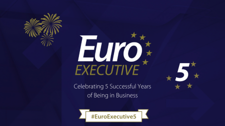 5 years in business, Euro Executive Celebrates 5 Years in Business, AA Euro Group Ltd.