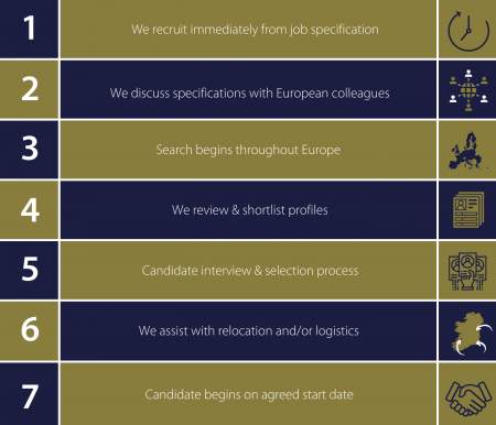 executive search, Tailored Executive Search Solutions, AA Euro Group Ltd.